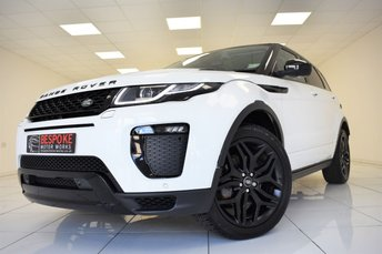 2016 LAND ROVER RANGE ROVER EVOQUE 2.0 TD4 HSE DYNAMIC AUTOMATIC £27995.00