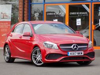 USED 2017 17 MERCEDES-BENZ A CLASS 1.6 A160 AMG Line 5dr ** Half Leather + Reverse Camera **
