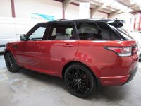 USED 2014 14 LAND ROVER RANGE ROVER SPORT 4.4 SD V8 Autobiography Dynamic 4X4 5dr ***65000 MILES F/S/H***