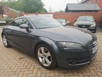 USED 2007 57 AUDI TT 2.0 TFSI 3d AUTO 200 BHP 12 Month Warranty Included