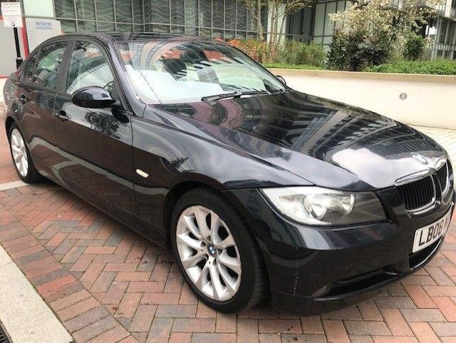 2008 08 BMW 3 SERIES 2.0 318I EDITION ES 4d 141 BHP
