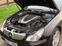 USED 2007 57 MERCEDES-BENZ CLS CLASS 3.5 CLS350 CGI 4d AUTO 289 BHP