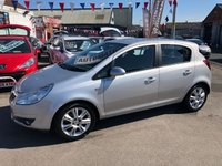 USED 2008 58 VAUXHALL CORSA 1.4 DESIGN 16V TWINPORT 5d AUTO 90 BHP *** AUTOMATIC *** 12 MONTHS WARRANTY ***