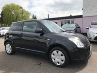 USED 2009 09 SUZUKI SWIFT 1.3 GL 3d  ONLY ONE OWNER FROM NEW NO DEPOSIT  FINANCE ARRANGED, APPLY HERE NOW