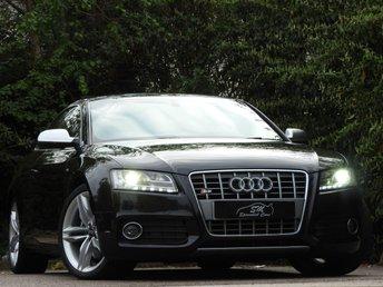 2010 AUDI S5 4.2 S5 FSI QUATTRO 3d AUTO 354 BHP £9190.00