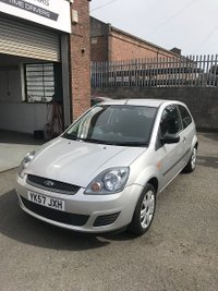 2007 FORD FIESTA 1.2 STYLE 16V 3d 78 BHP £2595.00