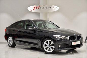 2014 BMW 3 SERIES GRAN TURISMO 2.0 320D SE GRAN TURISMO 5d 181 BHP £11300.00