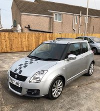 2007 SUZUKI SWIFT 1.6 SPORT 3d 124 BHP £2895.00