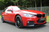 USED 2016 16 BMW 3 SERIES 2.0 320D XDRIVE M SPORT TOURING 5d AUTO 188 BHP A HIGH SPEC 1 OWNER CAR WITH FULL BMW DEALER SERVICE HISTORY!!!
