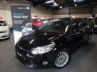 2012 FORD FOCUS 1.6 TITANIUM X TDCI 5d 113 BHP £5690.00
