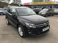 USED 2012 12 VOLKSWAGEN TIGUAN 2.0 SE TDI BLUEMOTION TECHNOLOGY 4MOTION 5d 138 BHP IN BLACK 74K MILES FULL SERVICE HISTORY GREAT CONDITION APPROVED CARS AND FINANCE ARE PLEASED TO OFFER OUR  VOLKSWAGEN TIGUAN 2.0 SE TDI BLUEMOTION TECHNOLOGY 4MOTION 5 DOORS 138 BHP IN METALLIC BLACK. HUGE SPEC INCLUDING,ABS,POWER STEERING,DAB RADIO,ALLOY WHEELS,SATELLITE NAVIGATION AND A FULL SERVICE HISTORY AT 9K,18K,42K,52K,66K MILES. PLEASE CALL 01622-871-555 TO BOOK A TEST DRIVE TODAY.