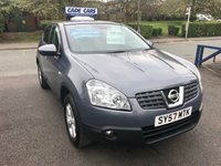 USED 2007 57 NISSAN QASHQAI 1.5 ACENTA DCI 5d 105 BHP Buy with confidence from a garage that has been established  for 26 years.