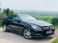 2012 MERCEDES-BENZ E CLASS 2.1 E220 CDI BLUEEFFICIENCY SPORT 2d AUTO 170 BHP £9885.00