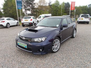2010 SUBARU IMPREZA 2.5 WRX STI TYPE -UK AWD 4d 296 BHP £14995.00
