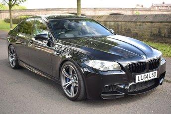 2014 BMW M5 4.4 M5 4d AUTO 553 BHP £27999.00