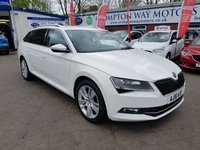 USED 2016 16 SKODA SUPERB 1.4 SE L EXECUTIVE TSI 5d 148 BHP 0%  FINANCE AVAILABLE ON THIS CAR PLEASE CALL 01204 393 181