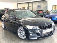 USED 2013 13 BMW 3 SERIES 3.0 330D M SPORT 4d AUTO 255 BHP M PERFORMANCE STYLING+BIG SPEC