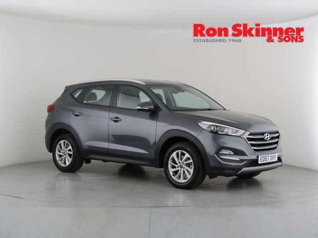 View our 2017 67 HYUNDAI TUCSON 1.7 CRDI SE BLUE DRIVE 5d 114 BHP