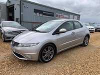USED 2011 11 HONDA CIVIC 1.8 I-VTEC SI 5d 138 BHP