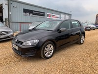 USED 2012 62 VOLKSWAGEN GOLF 1.6 SE TDI BLUEMOTION TECHNOLOGY 5d 103 BHP