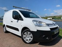 2011 CITROEN BERLINGO 1.6 625 ENTERPRISE L1 HDI 1d 75 BHP £4990.00