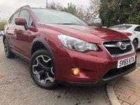 2015 SUBARU XV 2.0 I SE SYMETTRICAL AWD 5d 150 BHP £11990.00