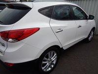 USED 2011 61 HYUNDAI IX35 2.0 PREMIUM CRDI 4WD 5d AUTO 181 BHP