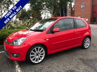 USED 2006 56 FORD FIESTA 2.0 ST 16V 3d 148 BHP Stunnig Looks And Drive
