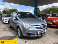 USED 2008 58 VAUXHALL CORSA 1.0 BREEZE 3d 60 BHP NEED FINANCE? WE CAN HELP!