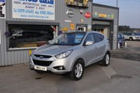 USED 2011 61 HYUNDAI IX35 1.7 PREMIUM CRDI 5d 114 BHP    1 LADY OWNER 53K 1 LADY FROM NEW  ONLY 53K