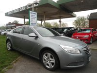 USED 2010 60 VAUXHALL INSIGNIA 2.0 EXCLUSIV CDTI 5d 128 BHP 5 SERVICE STAMPS
