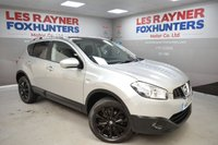 USED 2011 61 NISSAN QASHQAI 1.5 N-TEC DCI 5d 110 BHP Sat Nav, Bluetooth, Cruise control, Privacy Glass