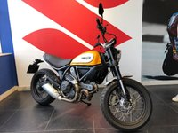 USED 2015 15 DUCATI SCRAMBLER 803cc  CLASSIC***ONLY 1,149 MILES***ONLY ONE OWNER***