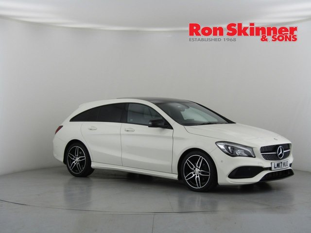 View our 2017 17 MERCEDES-BENZ CLA 2.1 CLA 200 D AMG LINE 5d 134 BHP