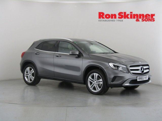View our 2015 65 MERCEDES-BENZ GLA-CLASS 2.1 GLA 200 D SPORT 5d AUTO 134 BHP