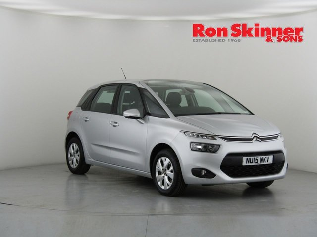 View our 2015 15 CITROEN C4 PICASSO 1.6 BLUEHDI VTR PLUS 5d 98 BHP
