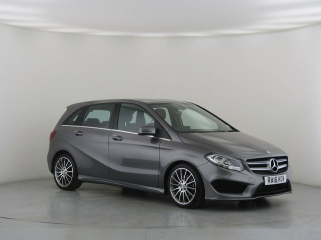View our 2016 16 MERCEDES-BENZ B-CLASS 1.6 B 200 AMG LINE EXECUTIVE 5d AUTO 154 BHP