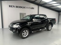 USED 2012 62 MITSUBISHI L200 2.5 DI-D 4X4 BARBARIAN LB DCB 1d 175 BHP !NO VAT! NO VAT! Great spec! Very Tidy Pick up!