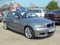 USED 2011 60 BMW 1 SERIES 2.0 118D M SPORT 2d 141 BHP *1 OWNER* *£30 TAX* EXCELLENT THROUGHOUT*