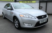 USED 2009 59 FORD MONDEO 2.0 ZETEC TDCI 5d AUTO 140 BHP * LOW TAX GROUP-MASSIVE MPG *