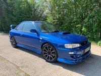 2001 SUBARU IMPREZA 2.0 P1 TURBO AWD 2d 280 BHP £12495.00