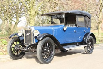1924 AUSTIN 12/4 TOURER 1924 AUSTIN HEAVY 12/4 TOURER £17450.00