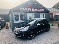 2013 CITROEN DS3 1.6 THP DSPORT 3d 156 BHP £4995.00