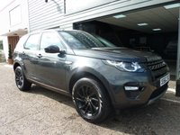 2016 LAND ROVER DISCOVERY SPORT 2.0 TD4 SE TECH 5d 180 BHP £SOLD