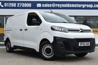 2016 CITROEN DISPATCH 1.6 M 1000 ENTERPRISE BLUEHDI 1d 94 BHP £10999.00