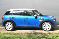 USED 2011 11 MINI COUNTRYMAN 1.6 COOPER S ALL4 5d 184 BHP 4WD 4X4 LOW MILES MANY EXTRAS FINANCE ME TODAY-UK DELIVERY POSSIBLE
