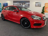 2013 MERCEDES-BENZ A CLASS 1.8 A200 CDI BLUEEFFICIENCY AMG SPORT 5d AUTO 136 BHP £9995.00