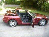2011 MAZDA MX-5 1.8 I ROADSTER SE 2d 125 BHP £9995.00