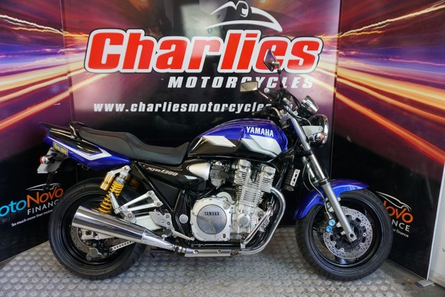 View our YAMAHA XJR