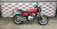 USED 1998 S HONDA CB 400 Four Roadster Retro Classic Very rare and very low mileage